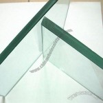 Building Flat Tempered Glass