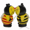 Bumble Bee Salt and Pepper Shakers
