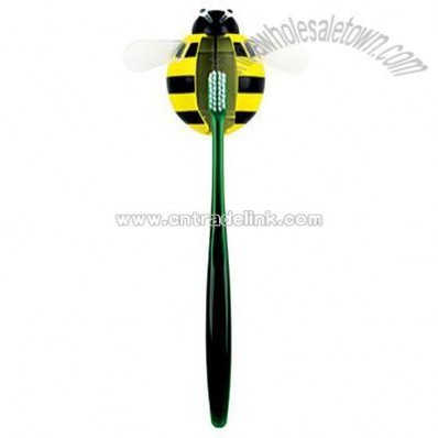 Bumblebee Suction Toothbrush Holder