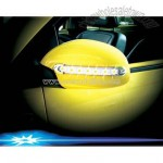 Bumper guard for rearview mirror
