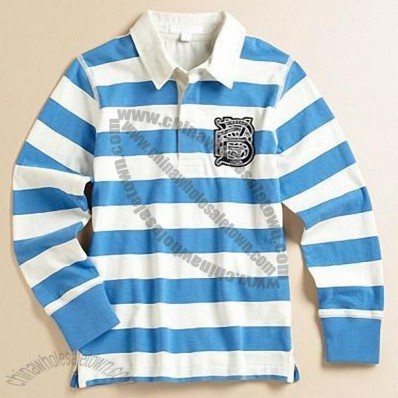 Burberry Boys Rugby Polo Shirt 3 Years