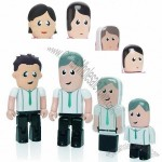 Business Men & Women USB Memory Stick People