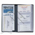 Business Name Card Holder Album
