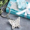 Butterfly Design Keychain Favor