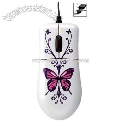 Butterfly Optical Mouse