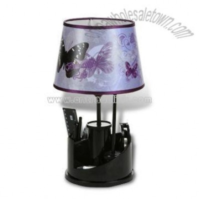 Butterfly Organizer Table Lamp
