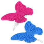 Butterfly Shape Silicone Coaster