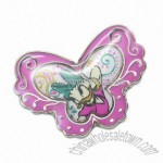 Butterfly Shaped Badge