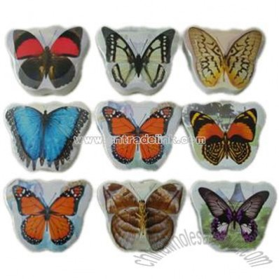 Butterfly Shaped Compressed Towel