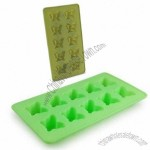 Butterfly-Shaped Silicone Ice Cube Tray