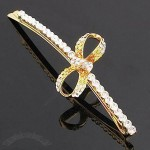Butterfly Tie Shaped Hair Clip