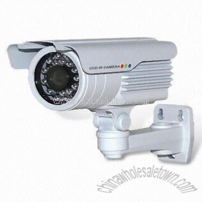 CCD Water-resistant Camera