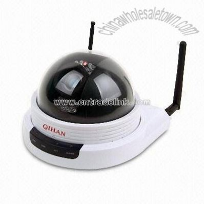 CCTV CCD IP Camera with Wi-Fi