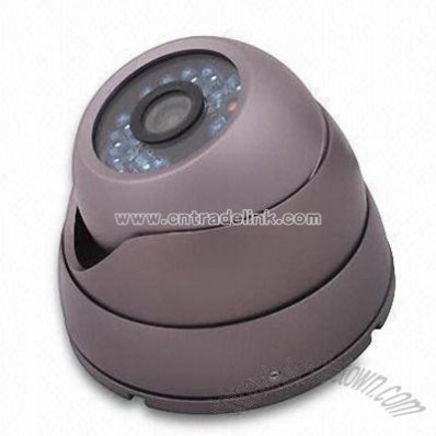CCTV Water-resistant Dome Camera