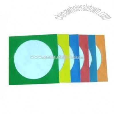 CD Envelope with window