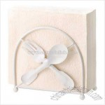 COUNTRY CUTLERY NAPKIN HOLDER