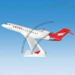 CRJ-100 CANCAH Plastic Plane Model