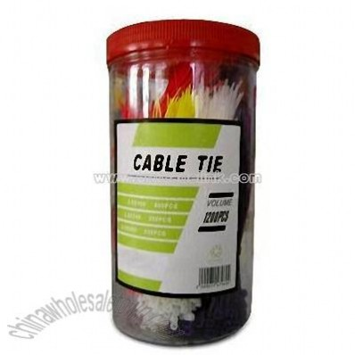 Cable Ties with Heat-resisting and Erosion Control