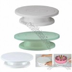 Cake Decorating Tools, Plastic Revolving Cake Stand