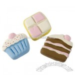 Cake Fridge Magnets (Set of 3)