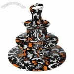 Cake Stand, Made of Cardboard, Hallowine Gift