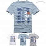 Calculator Design Man T-shirt