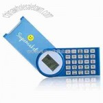 Calculator with Spin Cover and Logo Printing