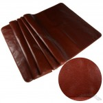 Calfskin Soft Leather Mat