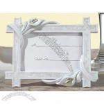 Calla Lily Place Card/Photo Frame