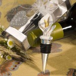 Calla Lily Wine Bottle Stopper Favors