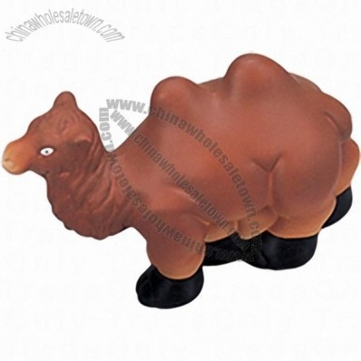 Camel Stress Reliever Squeeze Toy