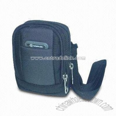 Camera Bag with Detachable Shoulder Strap