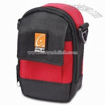 Camera Bag with Four Mesh Pockets