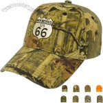 Camo Top Seller - 6 Panel Camouflage Cap Structured