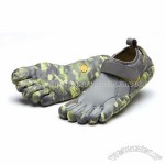 Camouflage Color Vibram FiveFingers Flow Multisport Shoes - Men's