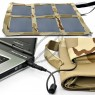 Camouflage Waterproof 30Watt Solar Battery Charger with 10x Laptop Adapters