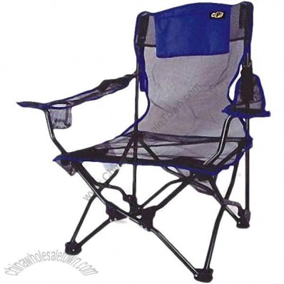 Camping Chair with Mesh and Two Adjustable Position