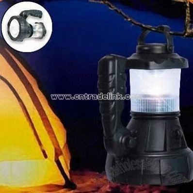 Camping Light with Folding Handle and Super LED Light