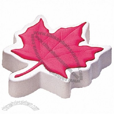 Canada Maple Leaf Stress ball