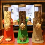 Candy & Nuts Dispenser with Ticks