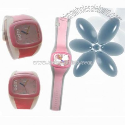 Candy Silicone Watch