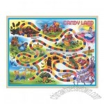 Candyland Beach Towel