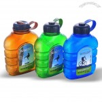 Canteen - 850ml Plastic Sports Water Bottles