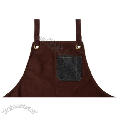 Canvas Aprons with Big Pocket