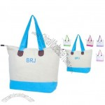 Canvas Beach Tote Bags