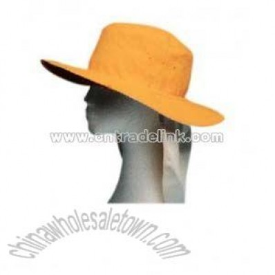 Canvas Hi Vis Sun Hat