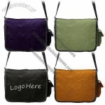 Canvas Shoulder Bags with Adjustable Handle
