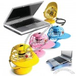 Cap Design USB Desktop Mini Fan