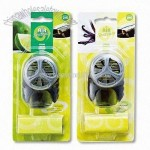Car Air Freshener with 9mL Capacity and Activity Fan