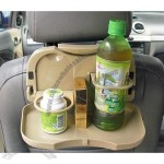 Car/Auto Vehicle Tray Food table Desk back seat Stand drink Cup Holder